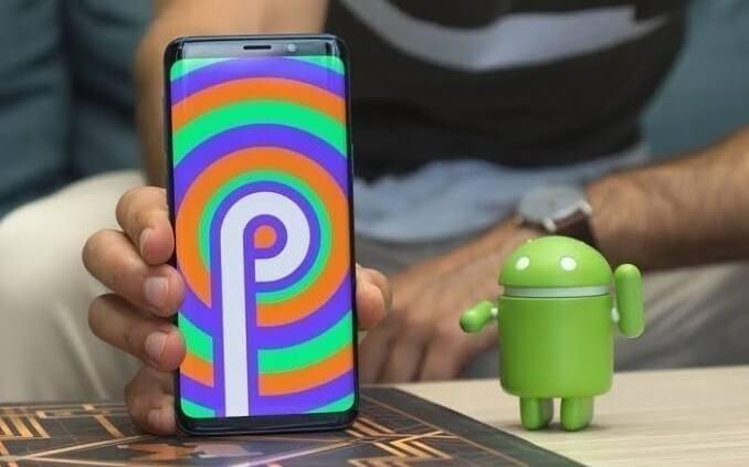 Samsung Android Pie Takvimi
